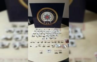 Narkotik Bursa'da uyuşturucunun boğazına yapıştı:...