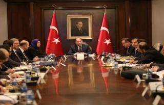 Çocuk istismarı Komisyonu ilk toplantısını bitirdi......