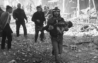Esad rejimi yine vurdu.. Rakamlar korkunç boyutlara...