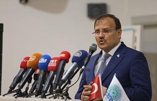 Başbakan Yardımcısı Çavuşoğlu, BİLDEF gecesine...