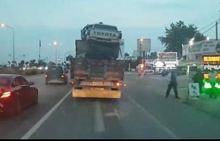 Bursa trafiğinde ölüme davetiye