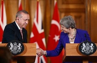 """Erdoğan İngiltere'den seslendi: """"ABD'nin..."""