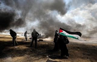 Türkiye'den Filistin için İsrail'e karşı...