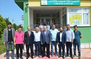 """AK Parti Milletvekili Adayı Ahmet Yelis: """"Mera..."""