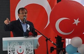 """Çavuşoğlu: """"Marifet iltifata tabidir, bizim iltifatımız..."""