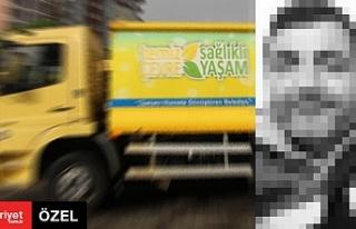 Büyük Skandal... Çöp kamyoncularının eşcinsel...