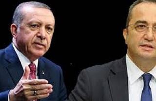 Erdoğan Bülent Tezcan'a açtığı davayı...