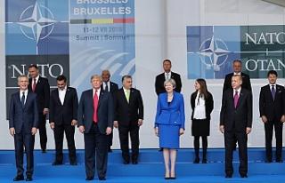 NATO Zirvesi'nde Türkiye'ye destek bildirisi