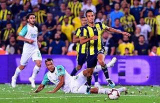 Bursaspor Fenerbahçe karşısında 2-1 kaybetti!...