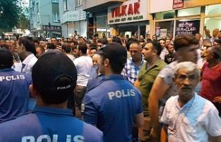Bursa'da Suriyelilerle büyük gerginlik
