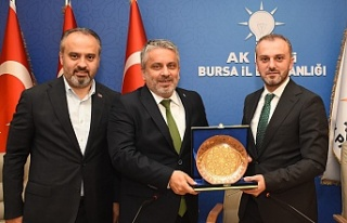 Kandemir'den Bursa'ya tam not