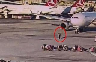 Atatürk Havalimanı'nda büyük faciadan dönüldü
