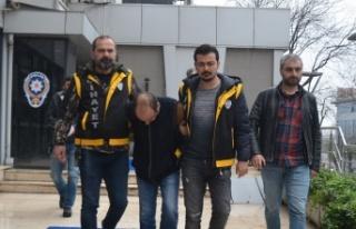 Bursa'daki hurdacı cinayetinin zanlısı hakim...
