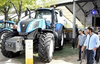 Bursa'da 1,5 milyon liralık lüks traktörlere...