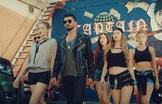 Bursa'da dolandırıcıları dolandıran popstar!