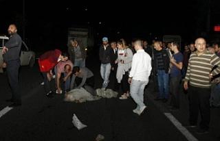 Bursa'da feci kaza: 1 kişi hayatını kaybetti
