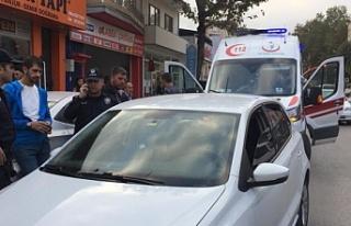 Bursa'da ilginç olay! Otomobilinde uyuyakalan...