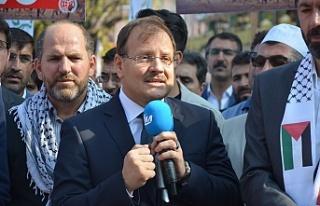 Gazze'ye Bursa'dan destek