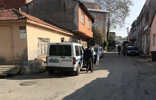 Bursa'da feci ölüm ! Sobanın üzerine düşen...