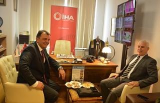 Bursa Nilüfer Belediye Başkanı Bozbey, 20 yılını...