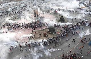 Gezi Parkı olaylarında karar!