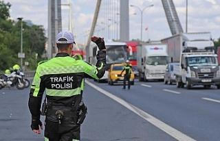 İstanbul'da trafiğe maç ayarı!