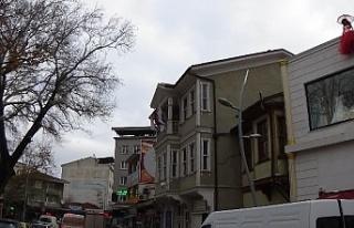 Bursa'da ilginç görüntü! Gören intihar sanıyor...