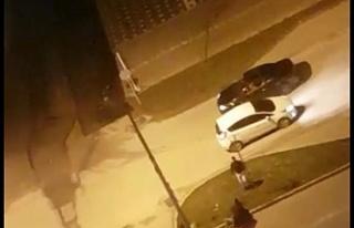 Bursa'da yol verme cinayetine karışan 2 kişi...