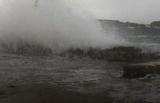 Antalya için şimdi de 'tam fırtına'...