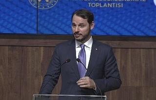 Bakan Albayrak: 2019'da büyüme hedefini tutturacağız