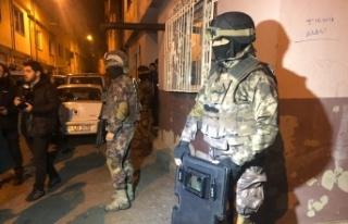 Bursa'da 4 bin polisle flaş operasyon!