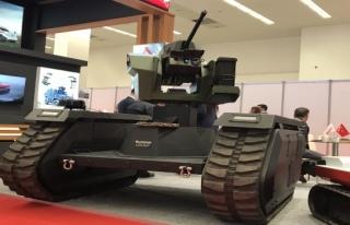 Cumhurbaşkanı müjdeyi vermişti... İnsansız tanklar...