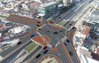 Bursa Esentepe trafiğine nefes aldıracak çalışma