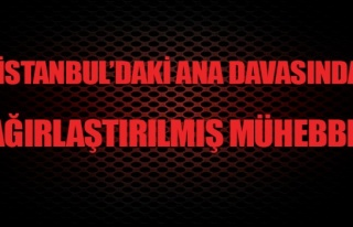 İstanbul'daki ana darbe davasında flaş gelişme!