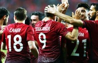A Milli Takımı'nın UEFA Uluslar Ligi maç programı...