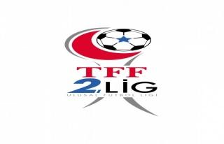 TFF 2. Lig'de son durum