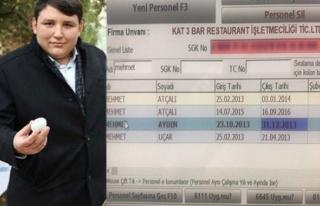 Çiftlik Bank'ın 'Tosun'u Bursa'da bulaşıkçılık...