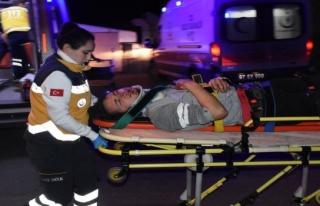 Zonguldak'ta otobüs devrildi: 1 ölü, 16 yaralı