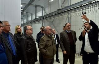 Mustafakemalpaşa'ya dev entegre tesis