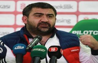 Özat'tan Bursaspor - Gençlerbirliği maçında yaşananlar...