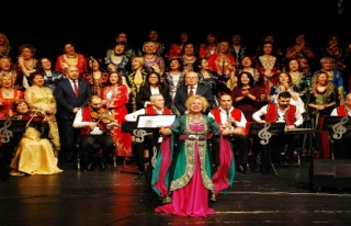 Bursa'da Ege rüzgarları esti