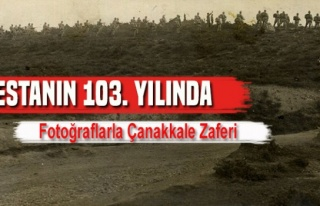 Çanakkale Savaşına ait çok özel fotoğraflar
