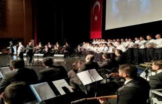 Bursa'da öğrencilerden şehadet sesleri