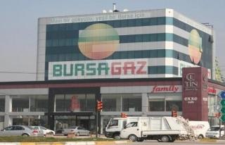Bursagaz'dan doğalgaz boru hattının patlamasıyla...