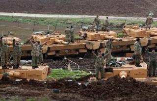 ÖSO '1 haftaya temizlenir' dedi, Afrin'in dış dünya...