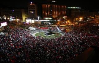 Bursa'nın 15 Temmuz mücadelesi '15 Temmuz'da Bursa'nın...