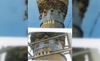Camilerden çalınan tarihi eserlerden geriye fotoğrafları kaldı