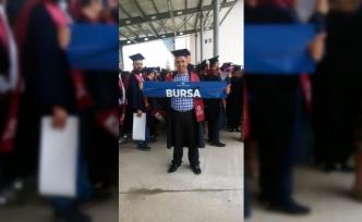 Hem doktor hem 5 üniversite mezunu