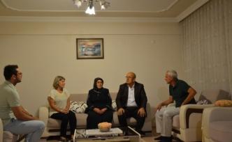 İznik'te Belediye Başkanıyla beş çayı