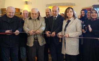 Bursa'da 'Ahde Vefa' sergisi açıldı
